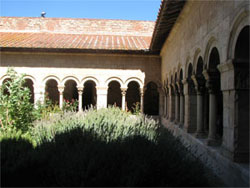 Romanesque Architecture - Elne Cloisters