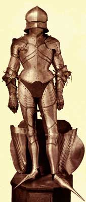 Armor of Plate - 15th Century