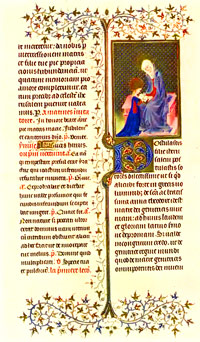 Illuminated Manuscripts: Breviary
