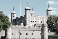 Stone keep Castles - Tower of London