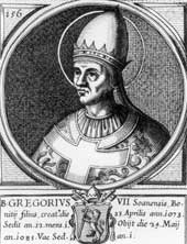 Papacy-Pope Gregory VII