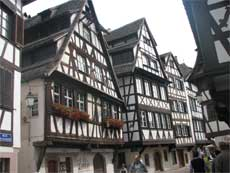 A Timbered Medieval House
