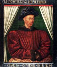 Medieval French Painter - Jean Fouquet