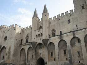 Avignon: The Popes Palace