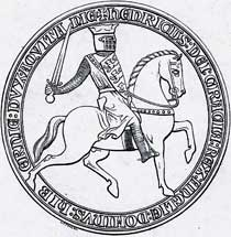Medieval Swords - Second Seal of Henry III
