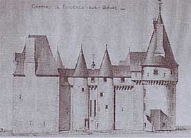 The Medieval Castle at Fougères